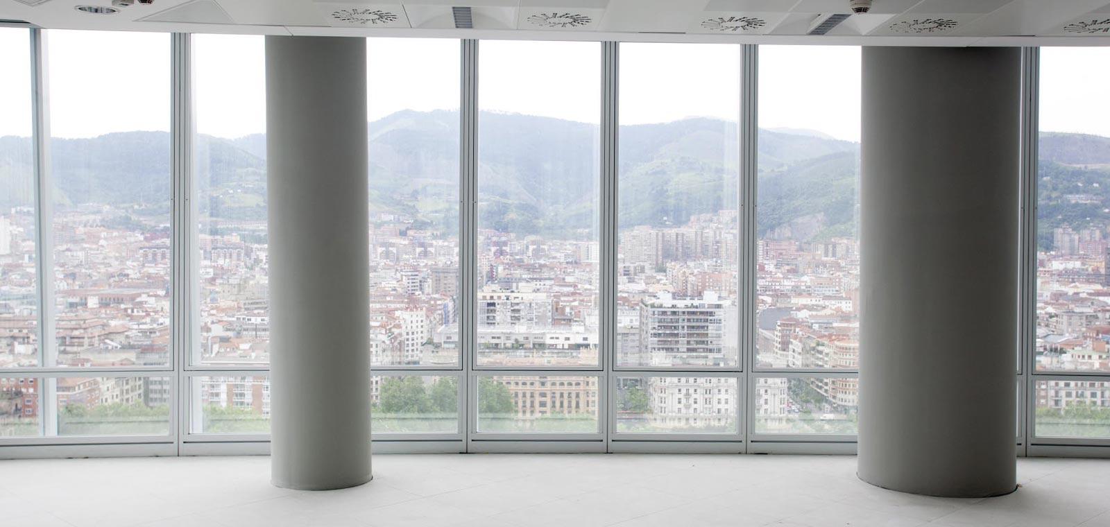 Torre iberdrola bilbao for Oficina iberdrola