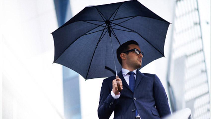 Préstamo de paraguas